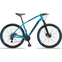 Bicicleta Aro 29 Dropp Tx Bull Câmbio Shimano 21V Freios A Disco - Unissex