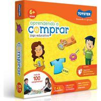 Jogo Educativo - Aprendendo A Comprar - Toyster