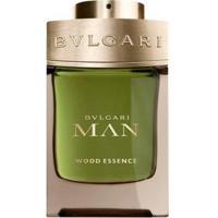 Perfume Masculino Bvlgari Man Wood Essence Bvlgari Eau De Parfum 100Ml - Masculino-Incolor
