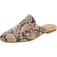 Sapato Feminino Mule Via Marte - 2011708 Bege 34