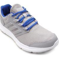 Tênis Adidas Galaxy 4 Masculino - Masculino-Cinza