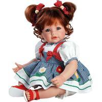 Boneca Adora Daisy Delight - Castanho Avermelhado & Azulshiny Toys