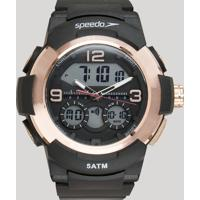 Relógio Digital Speedo Masculino - 81185G0Evnp2 Preto - Único