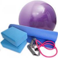 Kit Wct Fitness Treino Yoga Pilates Fisioterapia 5002 - Unissex