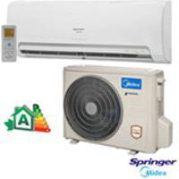 Ar Condicionado Split Hi-Wall Springer Midea Inverter Com 24.000 Btus, Frio, Turbo, Branco - 42Mbca24M5/38Mbca24M5