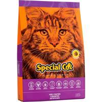 Ração Special Cat Premium Gatos Adultos Castrados 8Un 1Kg