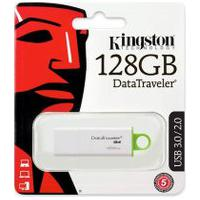 Pendrive Kingston Datatraveler G4 Dtig4 - 128Gb