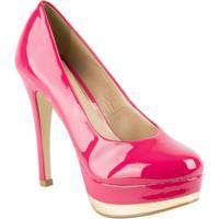 539ada24bd ... Sapato Meia Pata Gabrielle Cristina - Feminino-Pink