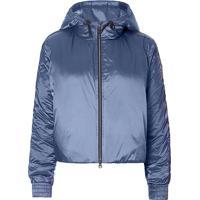 Jaqueta Fem Nylon Puffy Jacket
