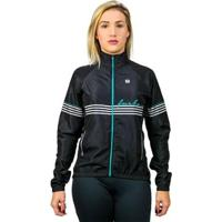 Jaqueta Corta Vento Ciclismo Furbo Track Feminina - Feminino