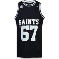Regata New Orleans Saints Nfl New Era Masculina - Masculino