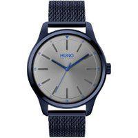 Relógio Hugo Boss Masculino Aço Azul - 1530139