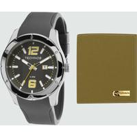 Kit Relógio Masculino Technos 2115Mlnk8P