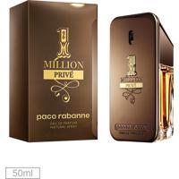 Perfume One Million Privé Paco Rabanne 50Ml