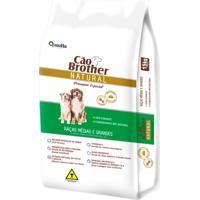 Ração Cão Brother Natural Premium Especial Raças Médias E Grandes 2Kg