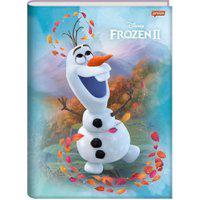 Agenda Permanente - Brochura - Frozen 2 - Olaf - 192 Folhas - Jandaia