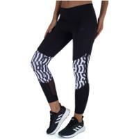 Calça Legging Adidas Own The Run Tko - Feminina - Preto