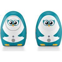 Baba Eletrônica Áudio Digital Coruja Multikids Baby Azul