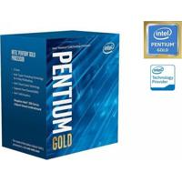 Processador Pentium Gold G5400 3.7Ghz 4Mb Cache Graf Uhd Ht Intel Lga 1151 Bx80684G5400