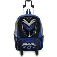 Mochilete Infantil Sestini Max Steel - Azul