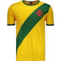 Camisa Brasil Vasco Da Gama Masculina - Masculino