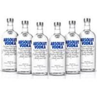 Vodka Absolut Original 1L - 06 Unidades