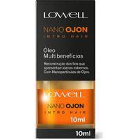Lowell Óleo Nano Ojon 10Ml - Feminino-Incolor