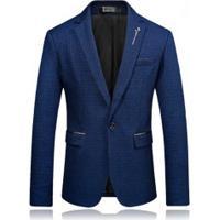 Blazer Masculino Phenix -Azul