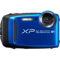 Câmera Digital Fujifilm Finepix Xp120 Azul
