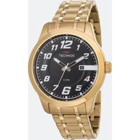 Relógio Masculino Technos 2115Mox/4P Analógico 5Atm