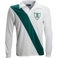 Camisa Liga Retrô América Mg 1912 - Masculino