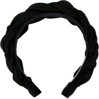 Jennifer Behr Headband Lorelei - Preto