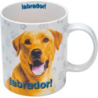 Caneca De Porcelana Labrador Rojemac