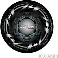 """Subwoofer - Bomber - Carbon - 12"""" Polegadas 500W Rms - 4X4 Ohms - Cada (Unidade) - 1.04.107"""