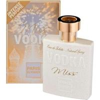 Perfume Miss Vodka Paris Elysees Olfativa 212 Vipp 100Ml - Feminino-Incolor