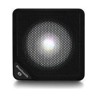 Caixa De Som Cubo Speaker Com 3W Luz De Led Conexão Usb Bluetooth Aux Entrada Cartão Micro Sd Preto Multilaser - Sp305 Sp305