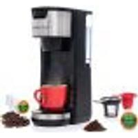 Mixpresso 2 Em 1 Cafeteira Compacta (Preto E Prata)