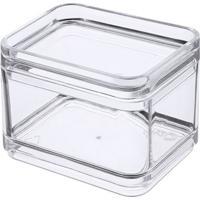 Mini Pote Multiuso Mod 100 Ml Transparente Coza