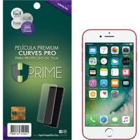 Película Protetora Hprime Curves Pro Para Apple Iphone 7 E 8 Transparente
