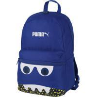 498f2340d9a Mochila Puma Monster - Infantil - Azul