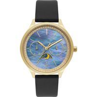Relógio Orient Feminino Fgscm002 P1Nx Dourado
