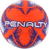 084a3d44ac996 Bola De Futebol De Campo Penalty S11 R3 Ix - Branco Laranja