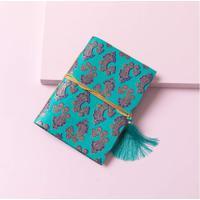 Caderno Surate Cor: Azul - Tamanho: Único
