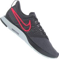 f0c037c2c6 Tênis Nike Zoom Strike - Feminino - Cinza Escuro