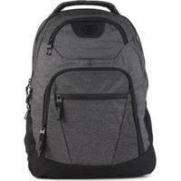 Mochila Ogio Gravity Pack - Dark Static - Unissex-Cinza