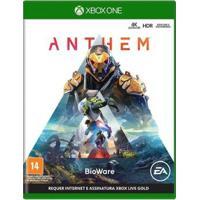 Jogo Anthem - Xbox One - Unissex
