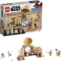 Lego Star Wars Disney 200 Peças O Acampamento De Obi-Wan 75270 - Unissex-Branco