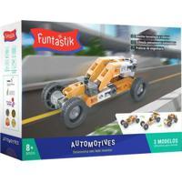 Blocos De Montar - Automotives - Funtastik