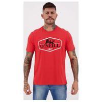Camiseta O'Neill Bear Vermelha