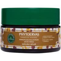 Phytoervas Bacuri E Patauá Máscara De Tratamento Reparadora 220G - Unissex-Incolor